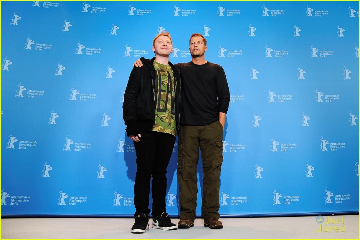 rupert grint berlin film festival 09