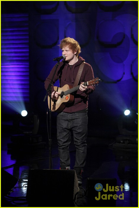 ed sheeran post grammys conan appearance 01