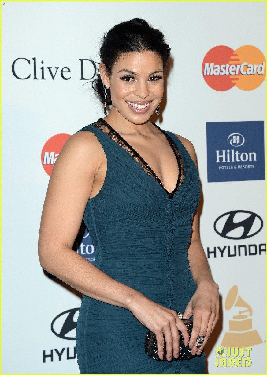 jordin sparks pre grammy event weekend 12