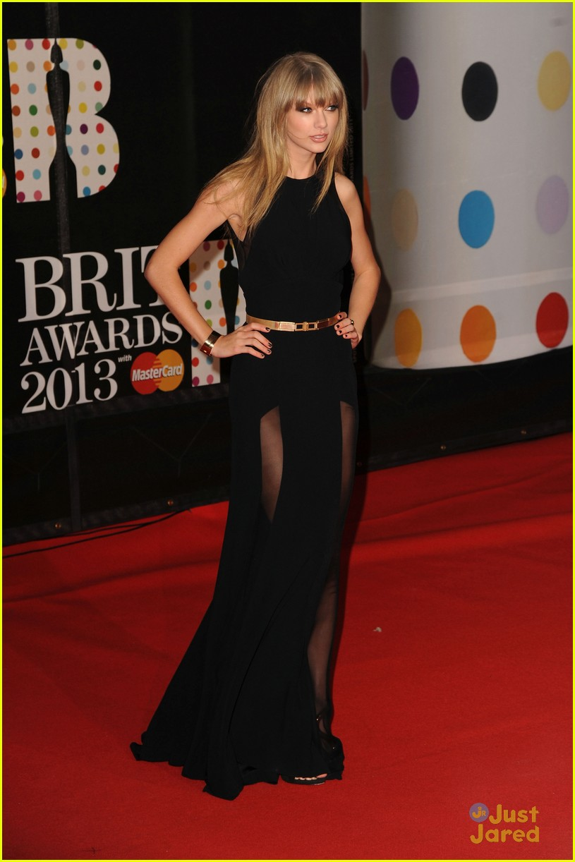 taylor swift brit awards 13