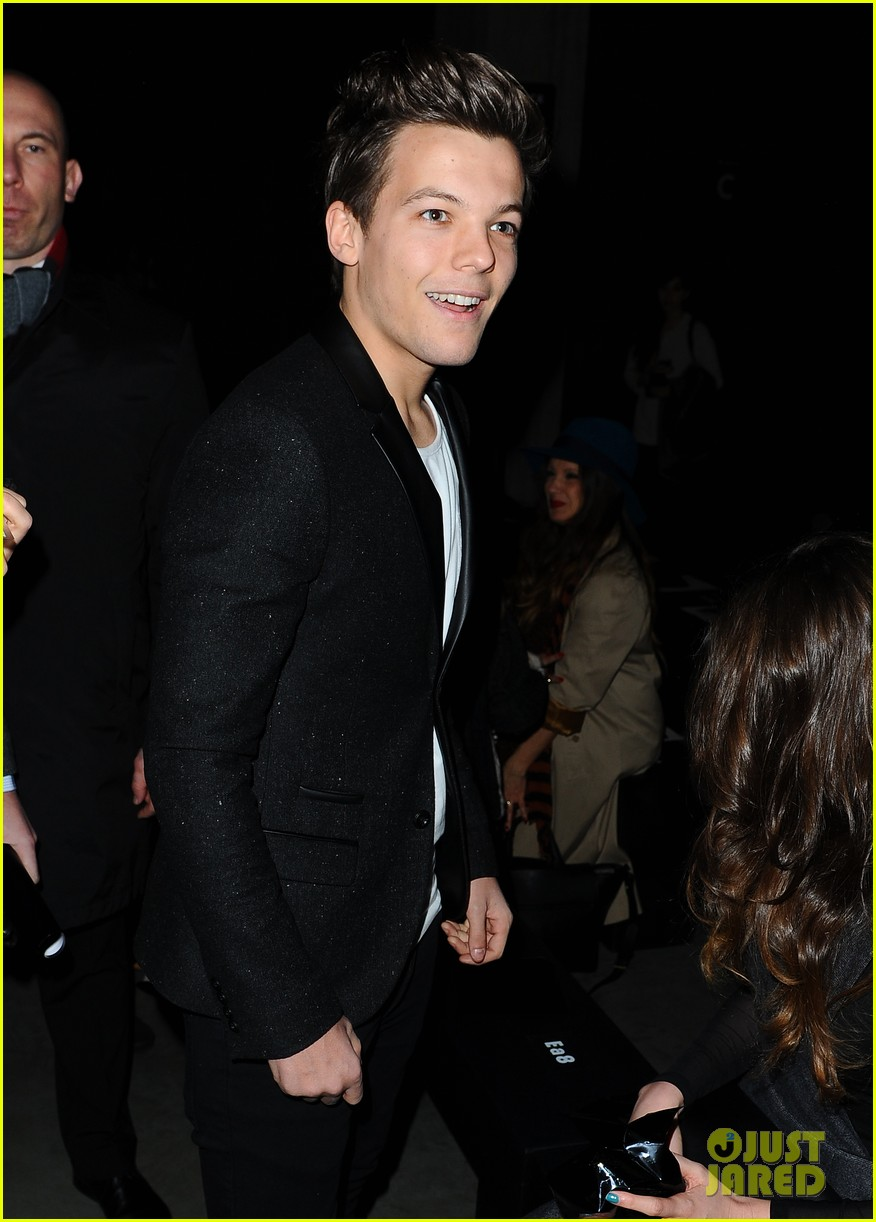 louis tomlinson london fashion week eleanor calder1 01