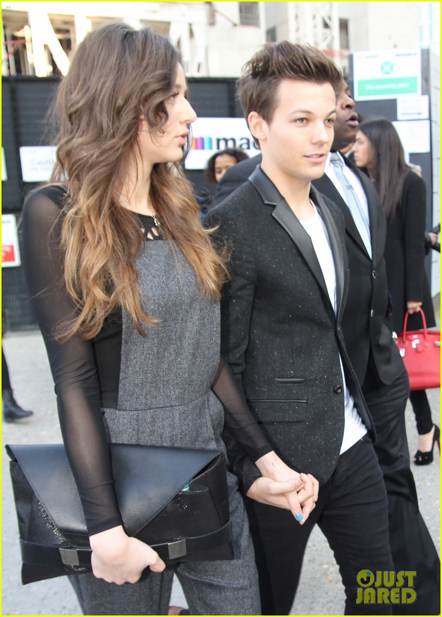 louis tomlinson london fashion week eleanor calder1 11