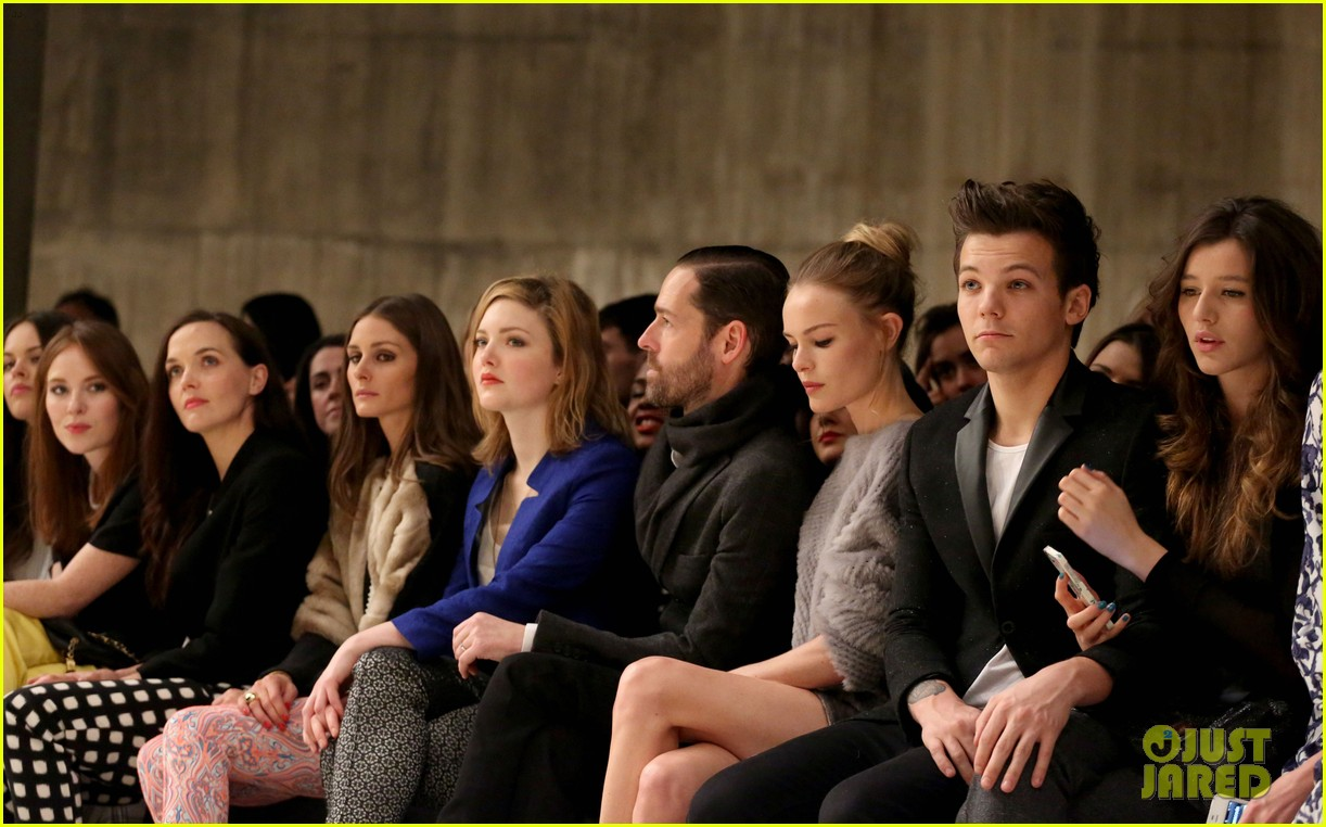 louis tomlinson london fashion week eleanor calder1 23
