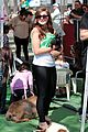 Ariel-bunny ariel winter green market 12