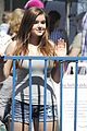 Ariel-red ariel winter shows off new red hair 06