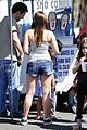 Ariel-red ariel winter shows off new red hair 21
