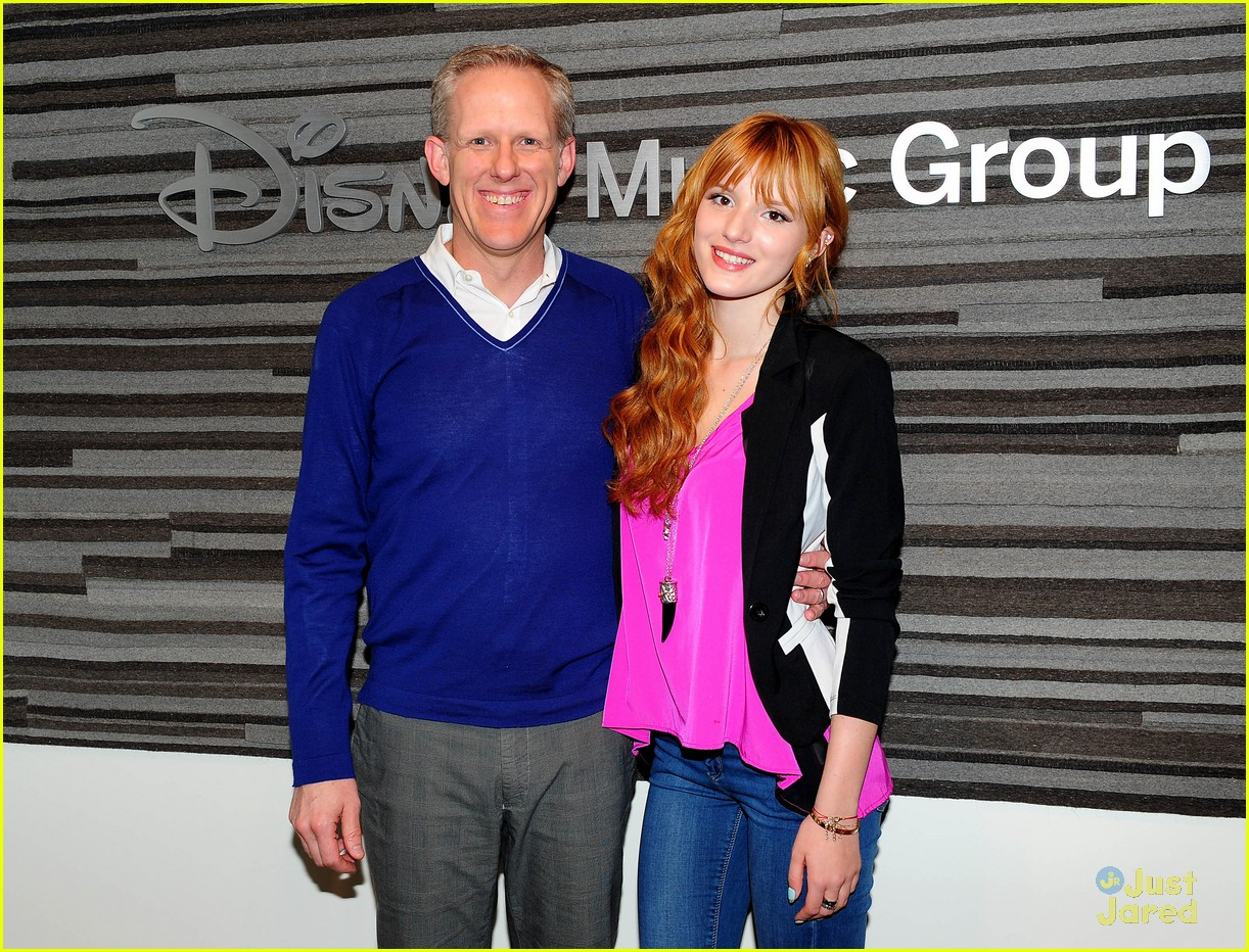 bella thorne hollywood records 11