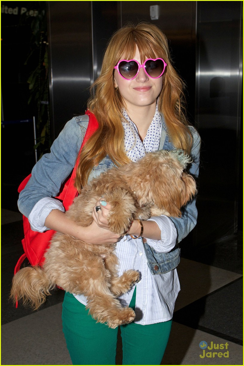 bella thorne hollywood records 13