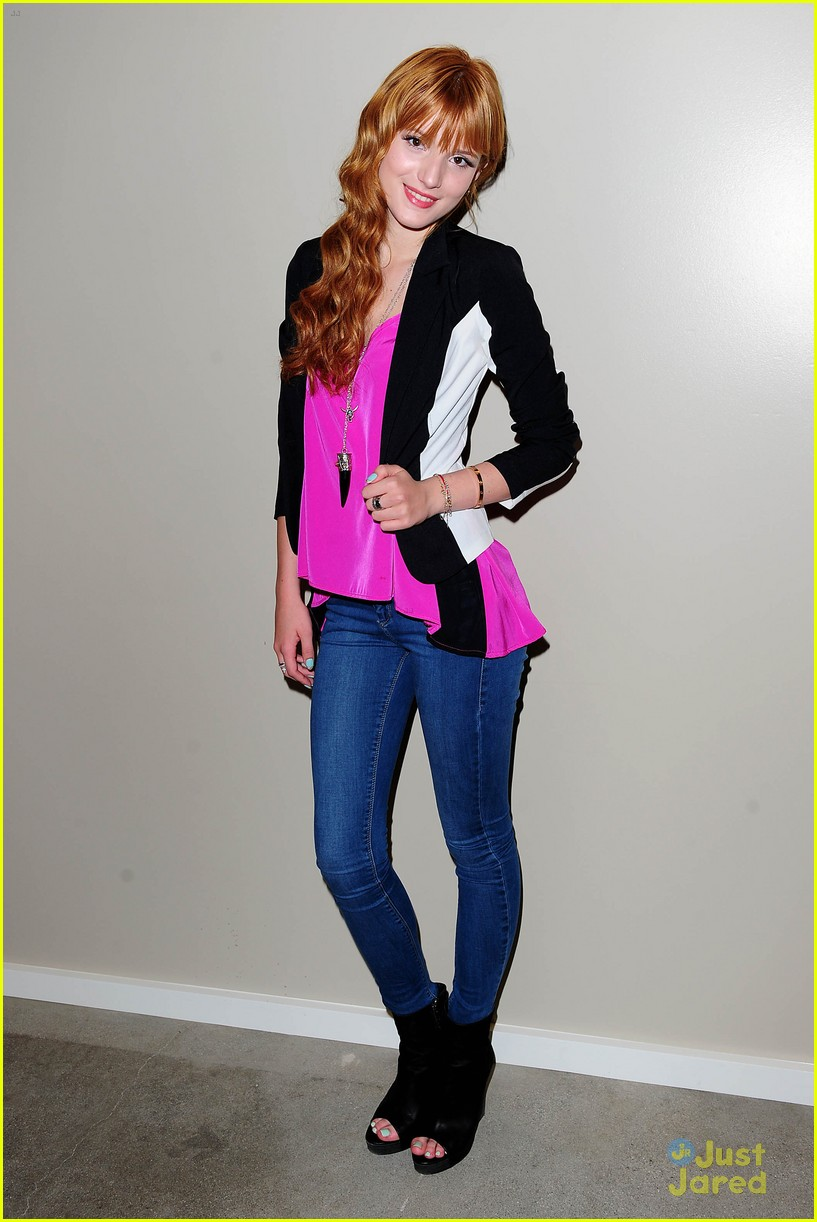 bella thorne hollywood records 15