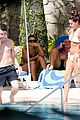 Joe-kevin-pool joe jonas kevin jonas girls poolside 14