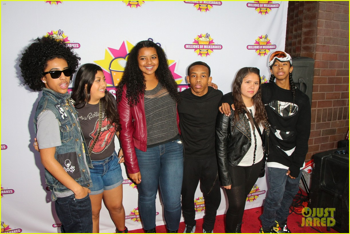 zendaya and mindless behavior - photo #27