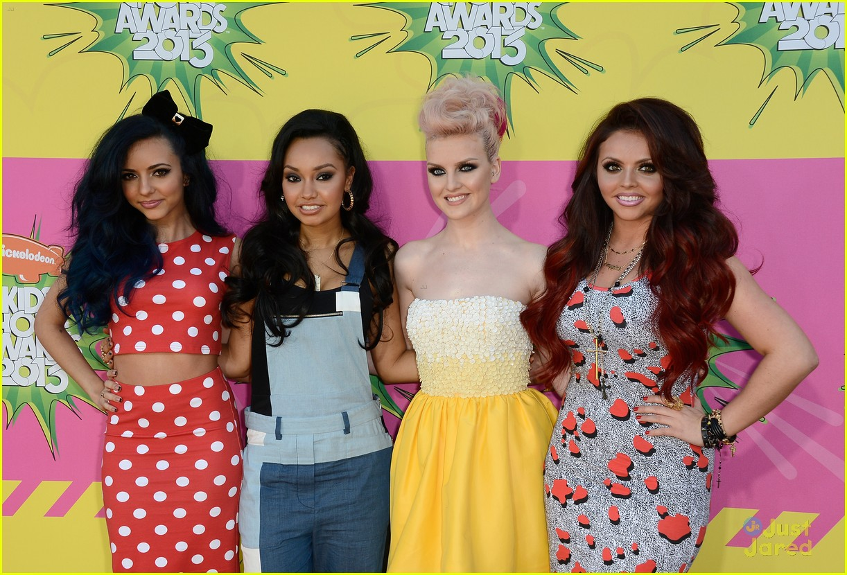 little mix kids choice awards 01