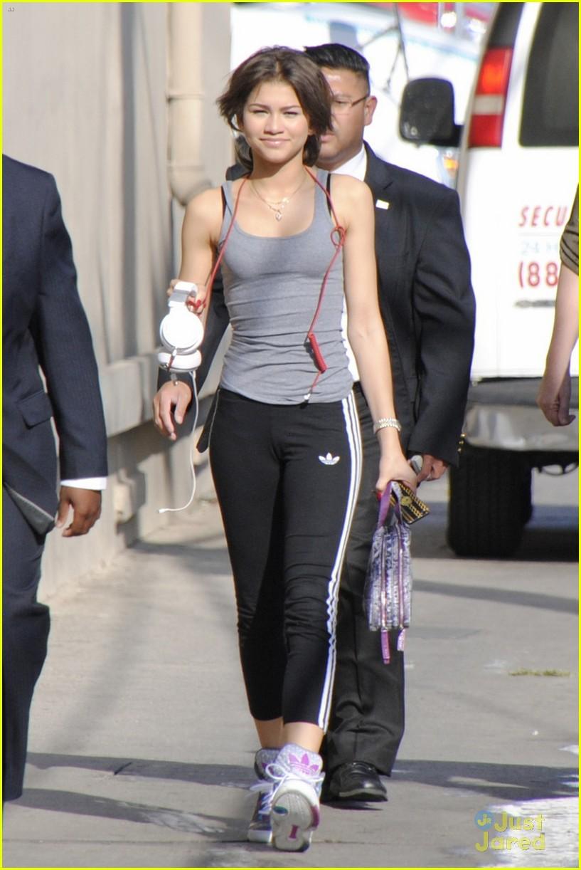 Tyga wearing jordans