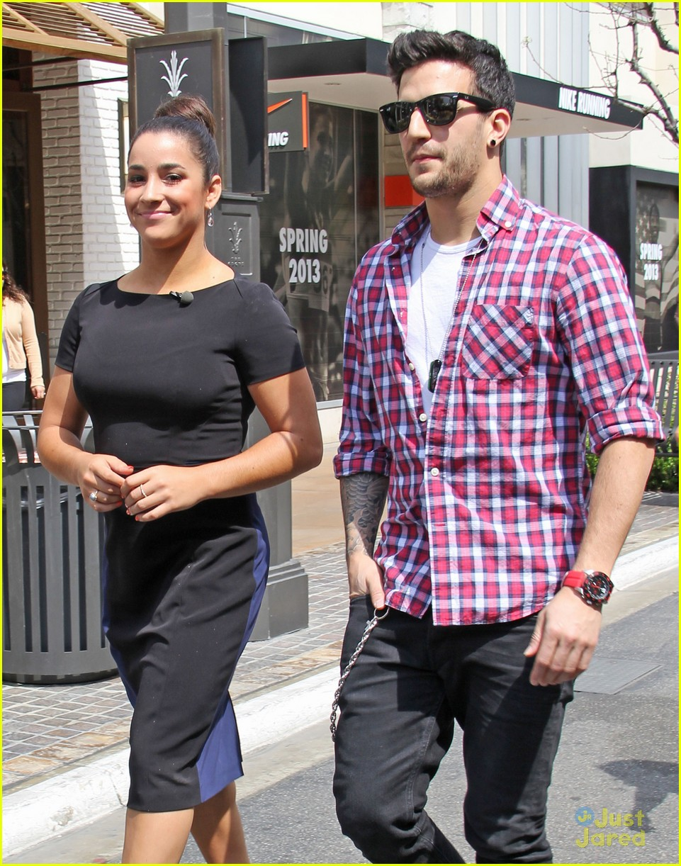 Alexandra Raisman mark ballas