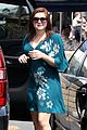 Ariel-blue ariel winter blue dress farmers market 07