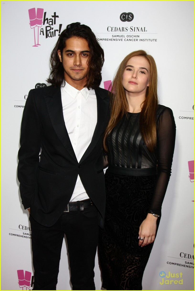 avan jogia dating zoey Avan tudor jogia (born february 9th, 1992 vancouver, british columbia) is a canadian actor he portrays beck oliver on the tv series victorious his best friend is co-star victoria justice, who portrays tori vega, (see: bori, vavan).