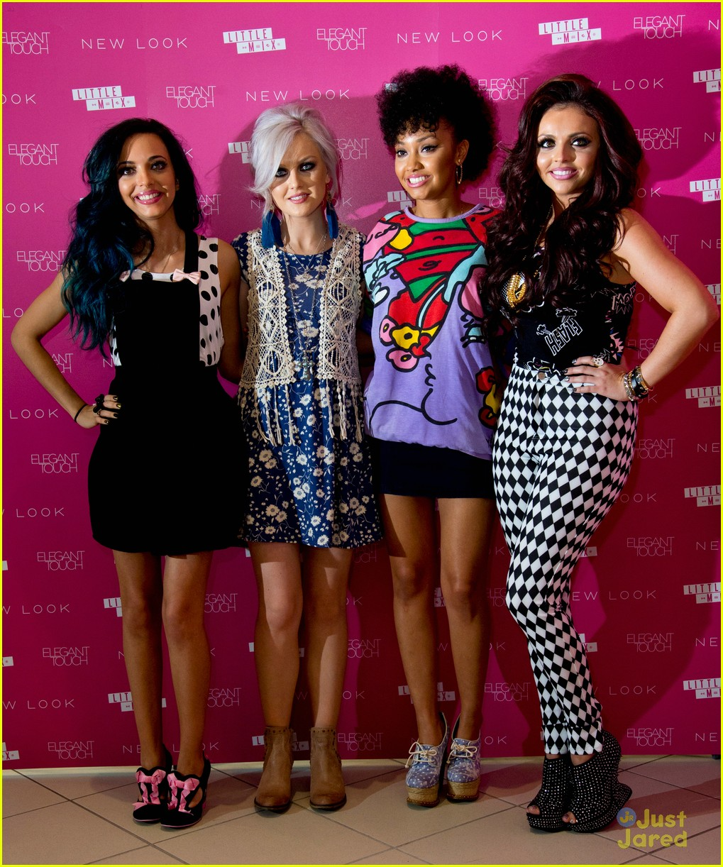 little mix nail collection launch 04