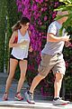 Ash-jog ashley tisdale jogs with her trainer in weho 05