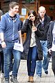 Lily-dublin lily collins sam claflin film love rosie in ireland 05