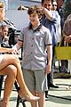 Nolan-grove nolan gould extra appearance at the grove 24