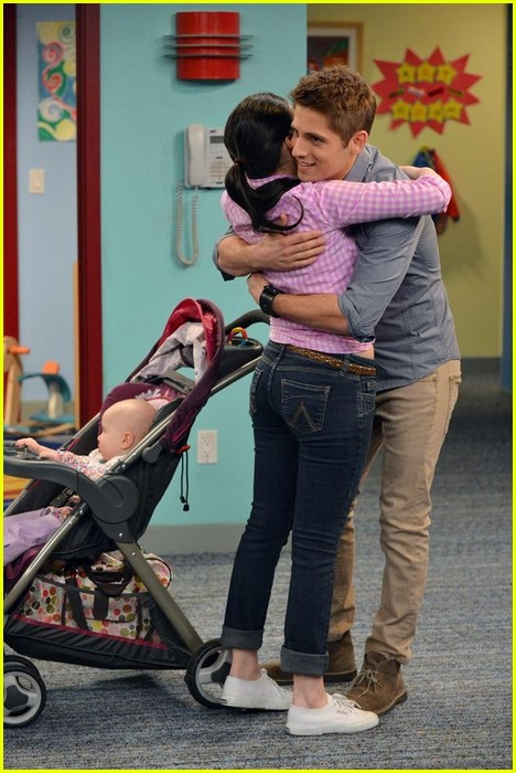 jeanluc bilodeau grace phipps guest stars on baby daddy