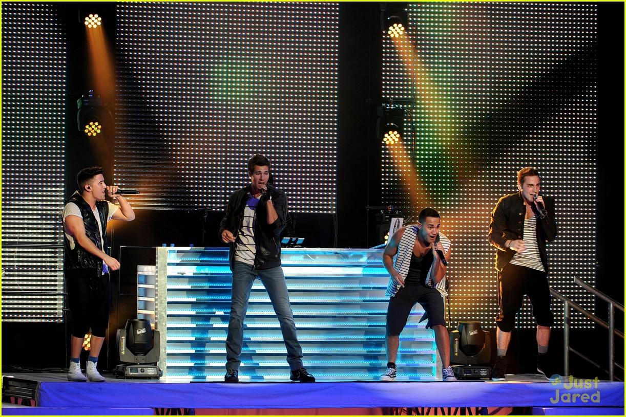 big time rush summer break tour performance 12