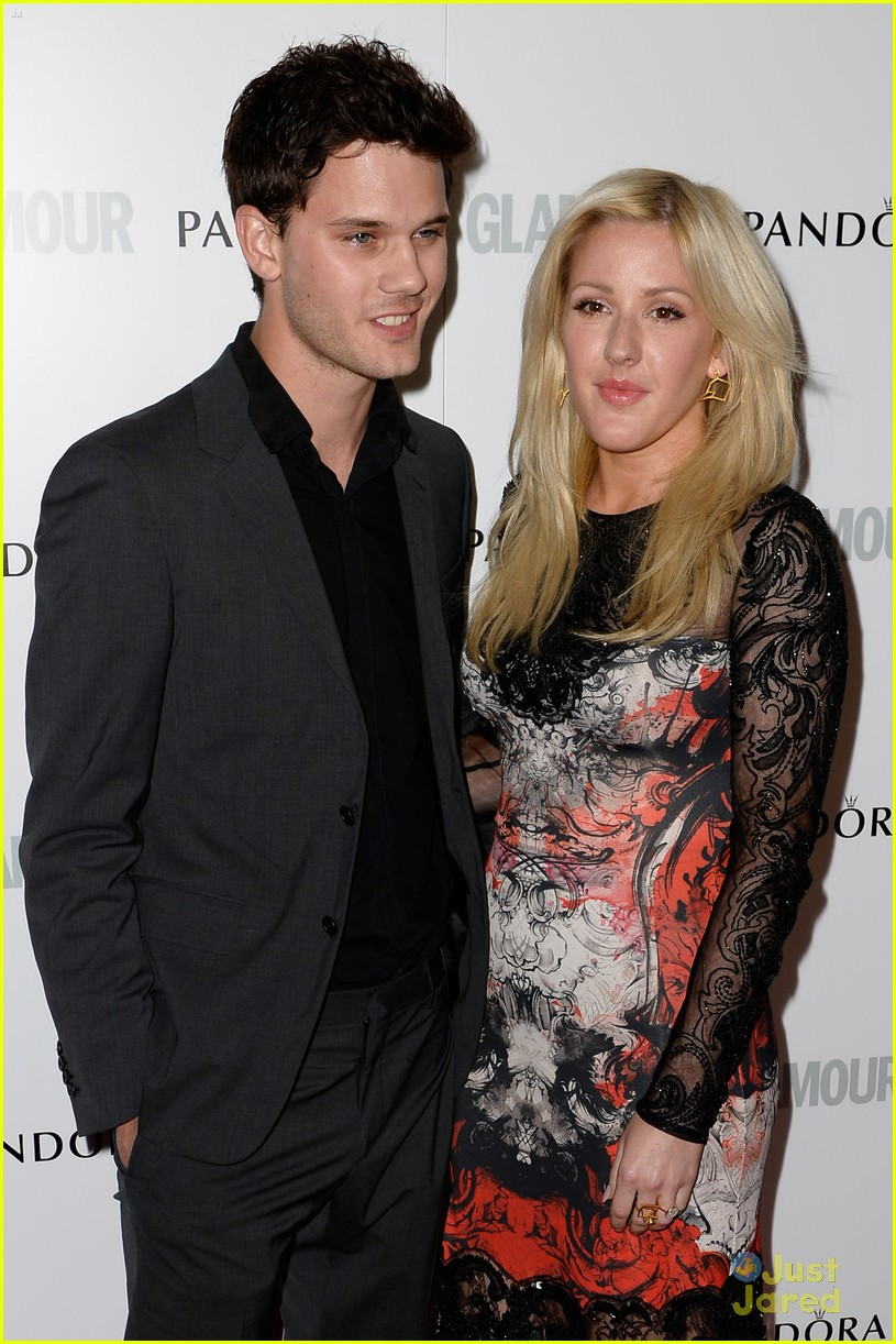 Ellie Goudling & Jeremy Irvine Are Cute, Casual, Cultured ...  Ellie Goulding Jeremy Irvine