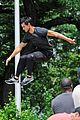 Marie-jump marie avgeropoulos taylor lautner tracers jump 03