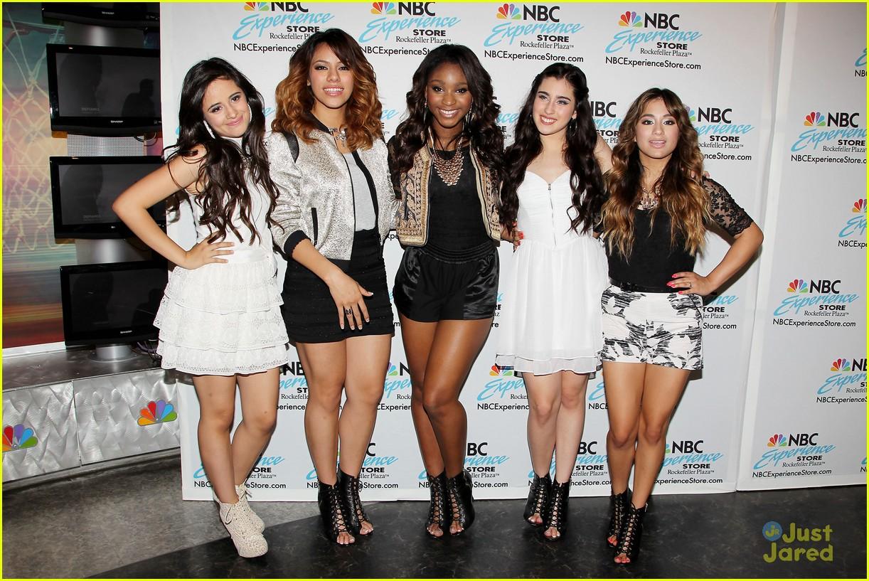 Fifth Harmony: Today Show Performance & Pics!