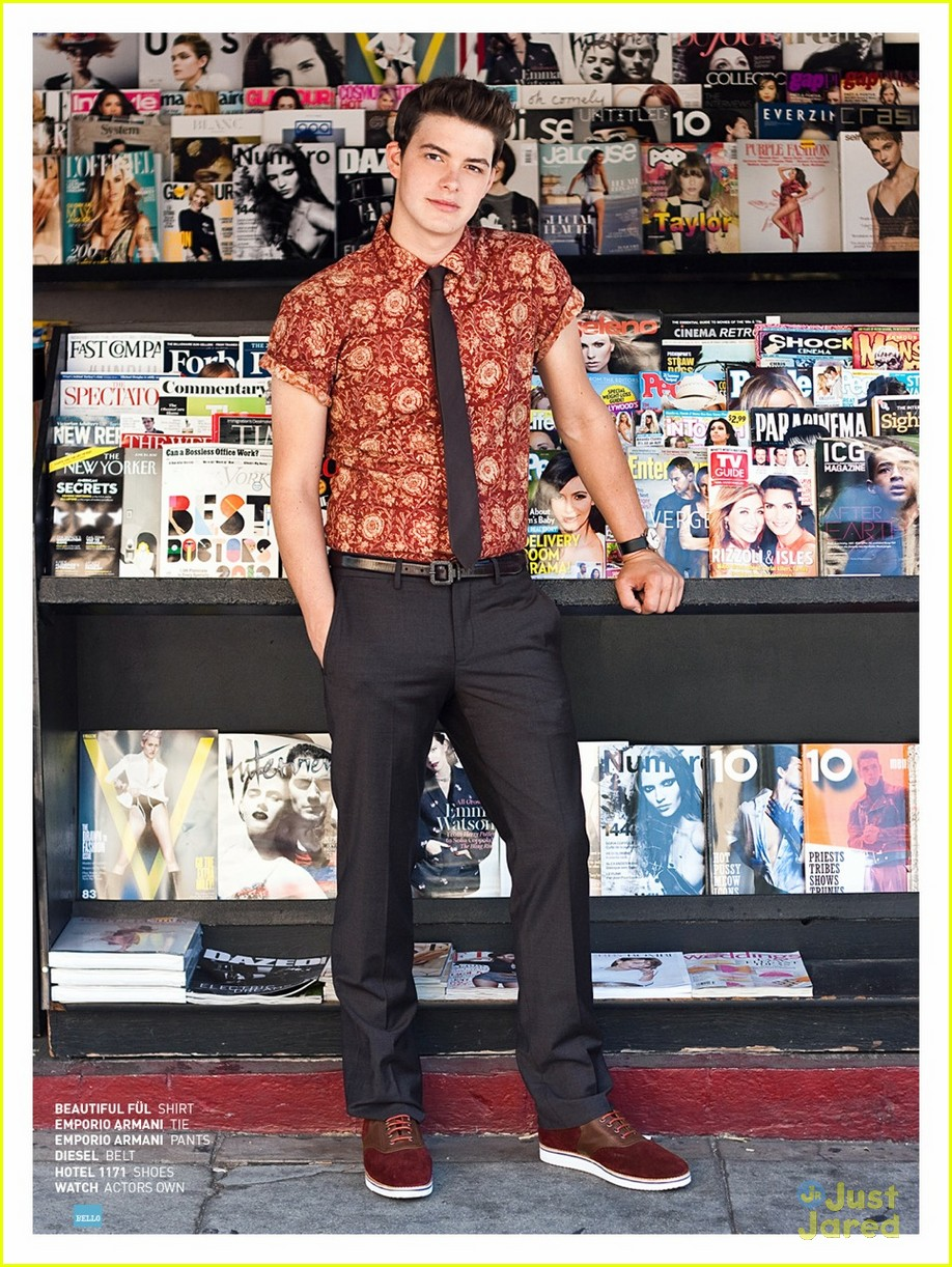 israel broussard perfect high