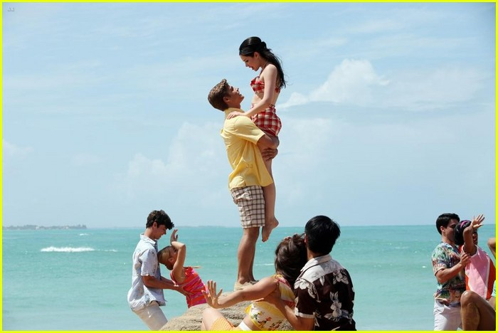Teen Beach Movie, which premieres TONIGHT on Disney… Read More Here