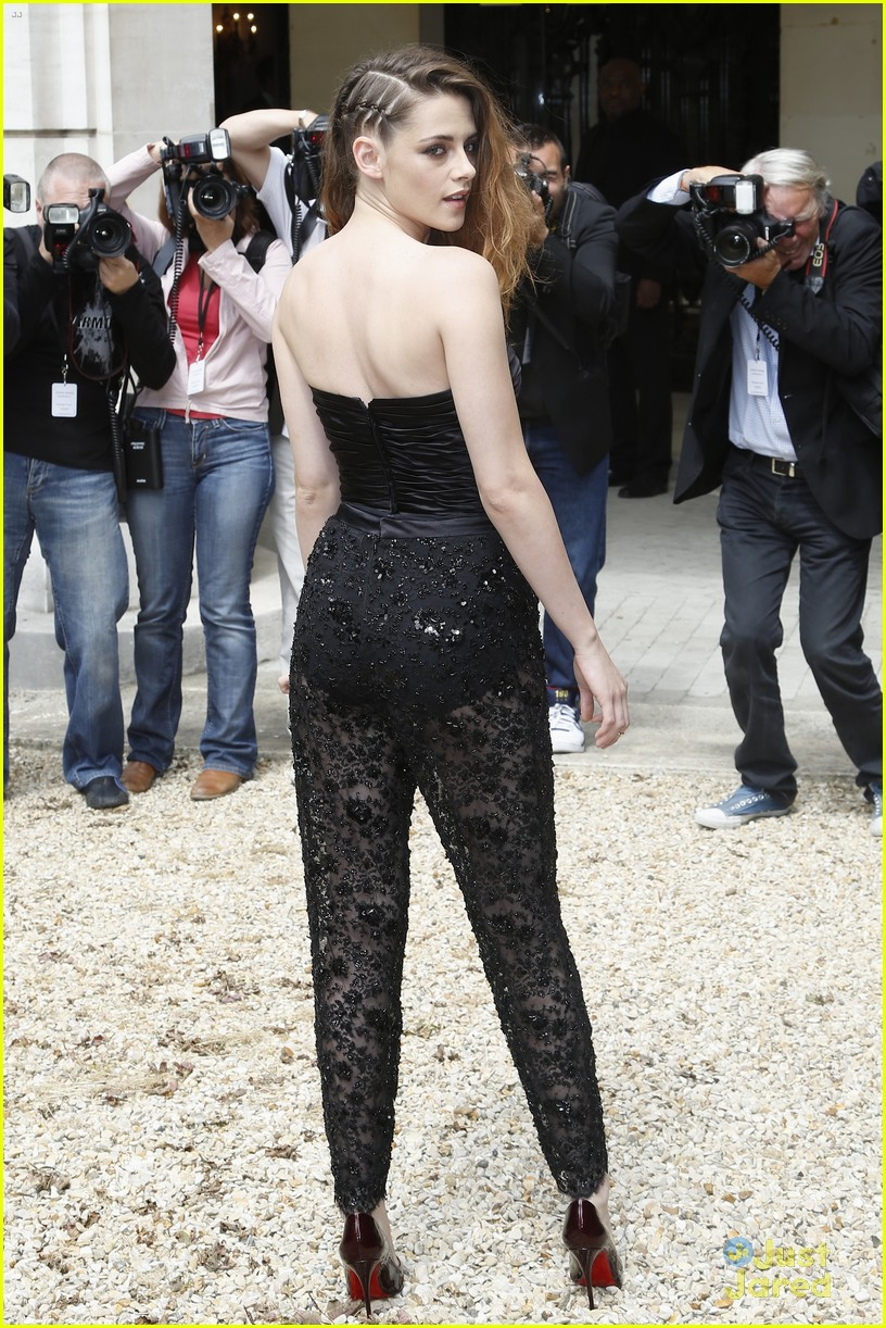 Kristen Stewart Zuhair Murad Show Photo 574668 Photo Gallery Just Jared Jr