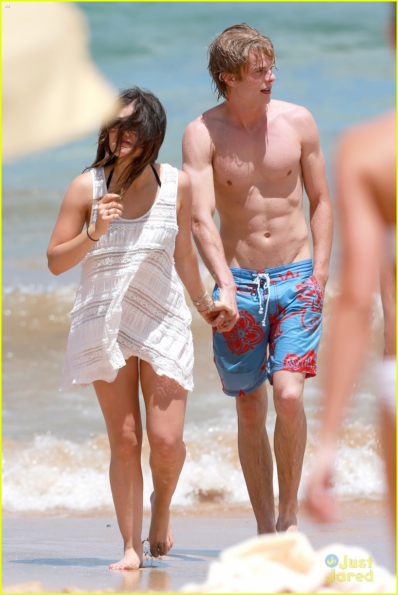 Graham Rogers lucy hale