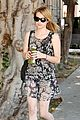 Roberts-floral emma roberts blondes more fun 13