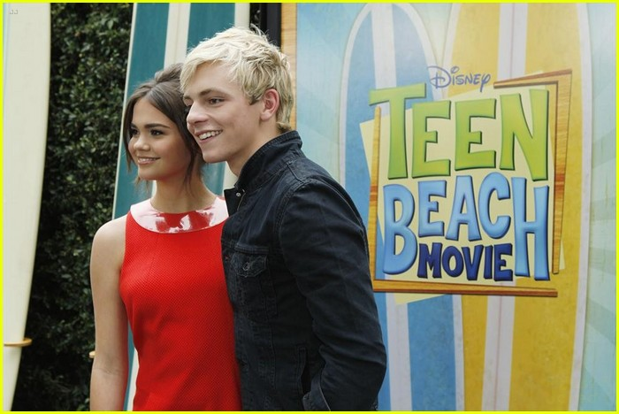 maia mitchell ross lynch tbm screening 06