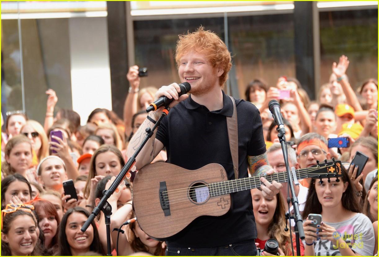 ed sheeran today show pics video 06