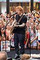 Sheeran-todaypics ed sheeran today show pics video 02