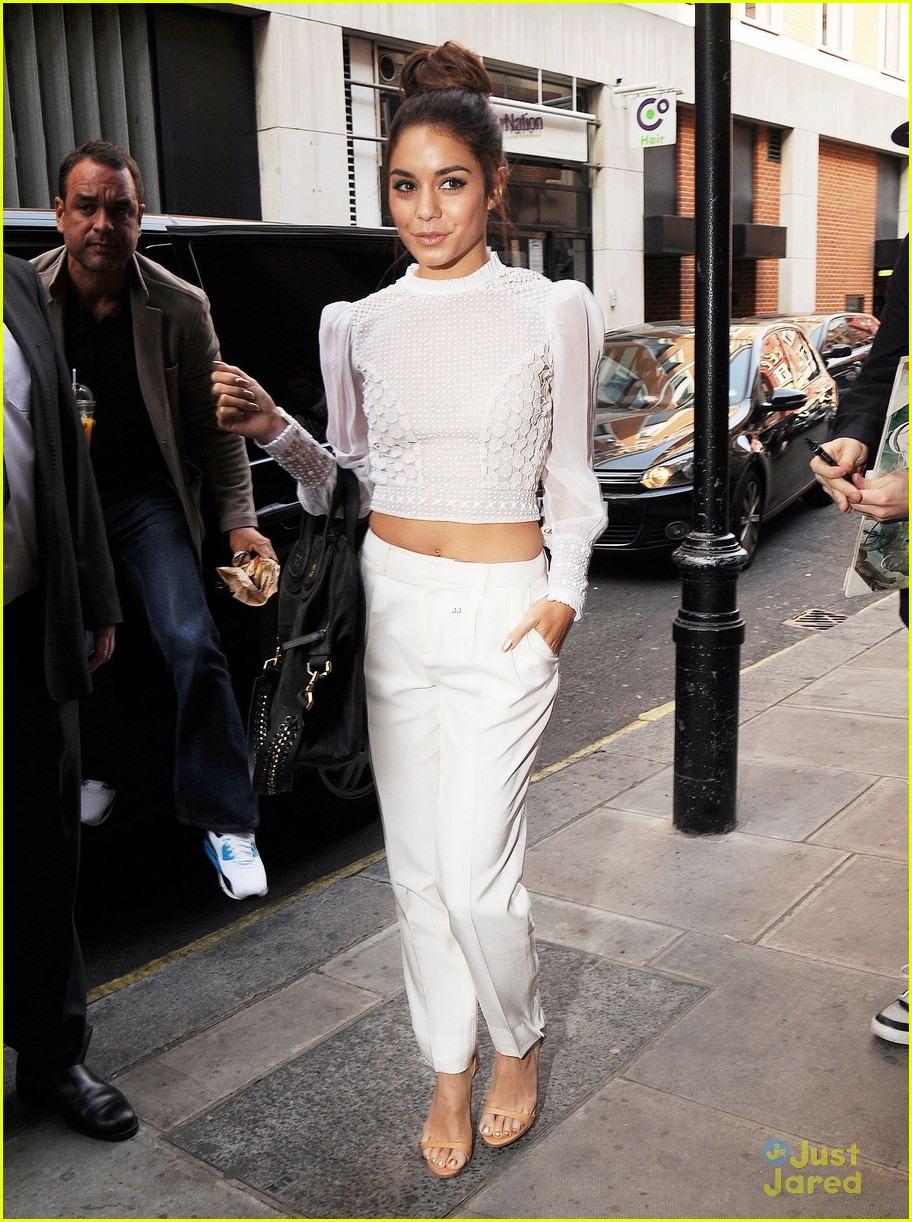 vanessa hudgens lovely in london 14