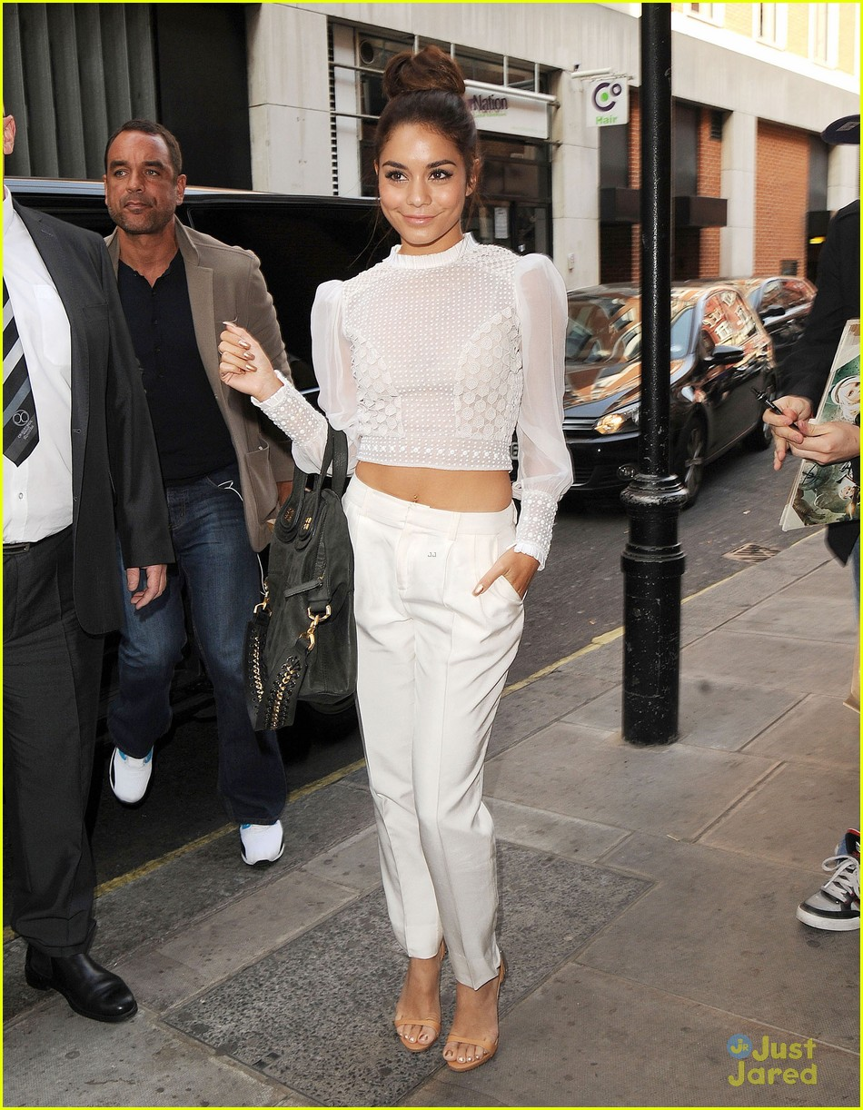 vanessa hudgens lovely in london 16