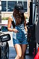 Vanessa-overalls vanessa hudgens gas station stop 12
