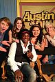 Aa-set austin ally cast photo 01