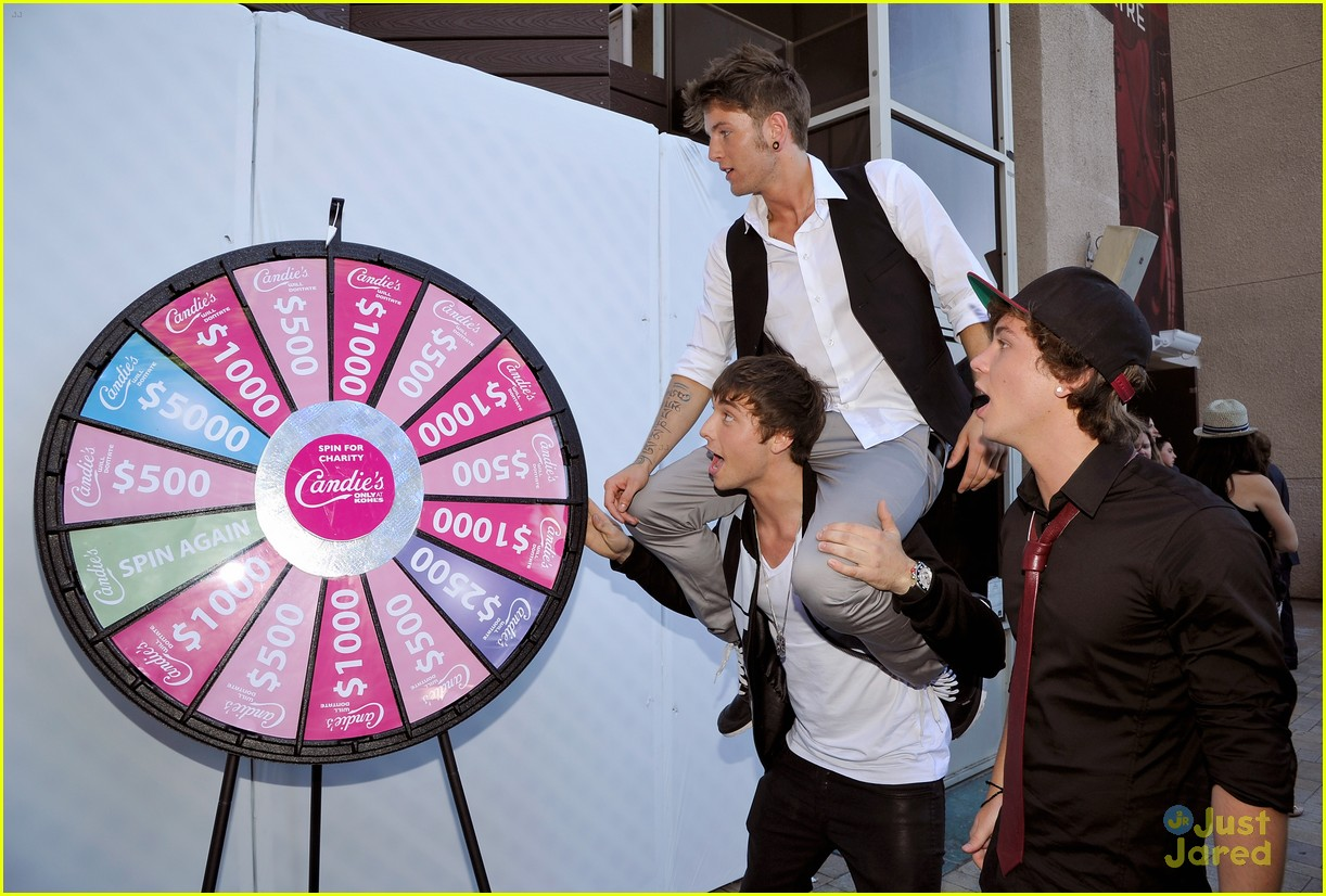 emblem3 teen choice awards 2013 09