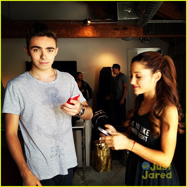 is ariana grande dating the guy from the wanted Who is ariana grande dating and i've always wanted to there usually better ways flesh out the question online dating players online is it okay older guy to.