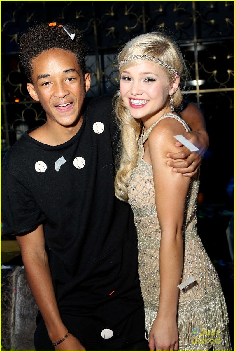 Olivia Holt: Old Hollywood Sweet 16 Party Pics! | Photo ...