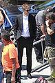 Pattinson-maps robert pattinson suits up for maps 21