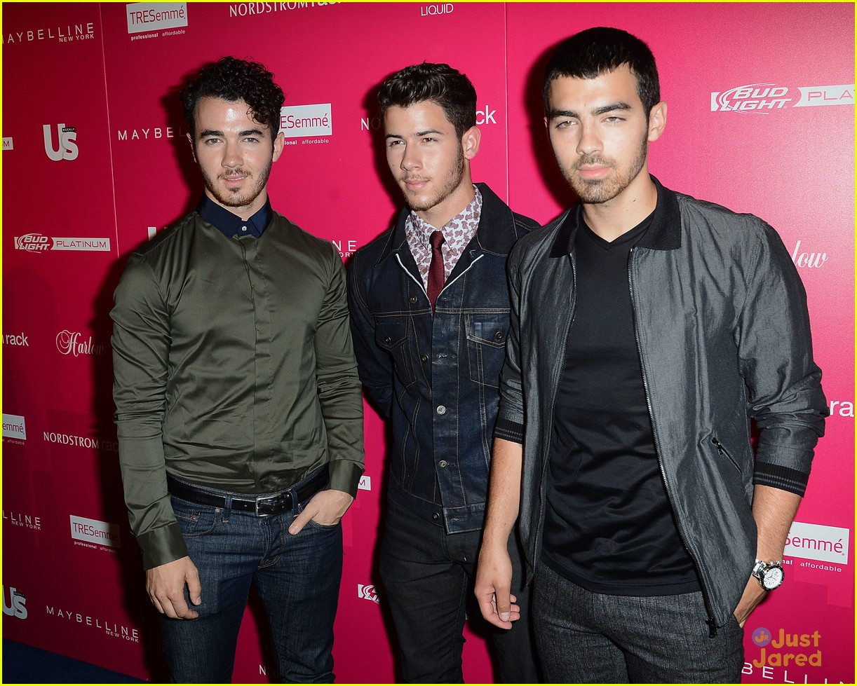 Jonas Brothers And Their Wives | jonas brothers wife ...