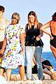 Nolan-beach nolan gerard funk shirtless beach stroll 02