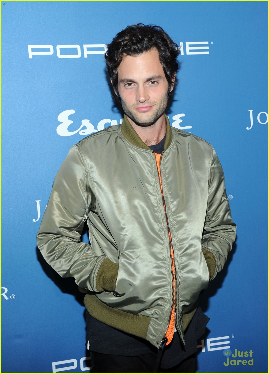 penn badgley esquire anniversary network launch party 04