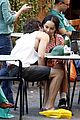 Penn-rome penn badgley zoe kravitz kisses in rome 17