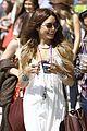 Vanessa-white vanessa hudgens white dress sunday 20